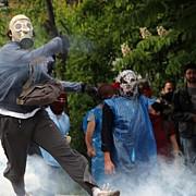 proteste vehemente in turcia