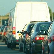 trafic rutier blocat sau ingreunat pe sase drumuri nationale