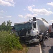 accident rutier pe dn1 b