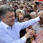 regele ciocolatei noul presedinte al ucrainei
