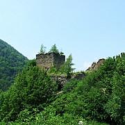 cetatea colt din tara hategului