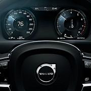 video primele imagini cu interiorul noului volvo xc90