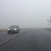 circulatie in conditii de ceata in prahova
