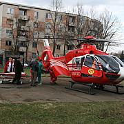 34 de persoane salvate cu elicopterele smurd