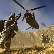 cinci militari afgani au fost ucisi intr-un atac aerian al nato la sud de kabul