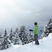 a fost inaugurata o noua partie de schi in romania