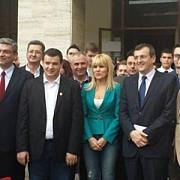 pmp a depus la bec listele de candidati pentru alegerile europarlamentare