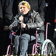 iulia timosenko internata la un spital din berlin
