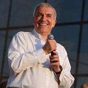 calin popescu-tariceanu ales presedinte al senatului