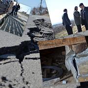 neglijenta petrom distruge casele din boldesti si drumul judetean