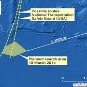 doua obiecte care ar putea proveni de la avionul disparut descoperite in largul coastelor australiene