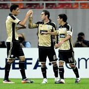 valencia lyon benfica si juventus calificate in sferturile europa league