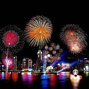 putin a ordonat focuri de artificii la moscova si in crimeea