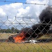 cinci persoane au murit dupa prabusirea unui avion usor
