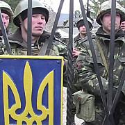 un grup prorus ataca o baza ucraineana din vestul crimeii