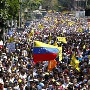 31 de morti in urma protestelor din venezuela