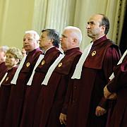 ccr presedintele romaniei poate refuza propunerea de numire a unor membri ai guvernului