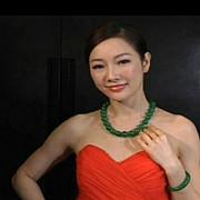 un colier de pe vremea ultimei dinastii imperiale chineze cea mai pretioasa piesa de jad