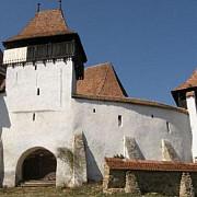 biserica fortificata din viscri bijuteria secolelor trecute