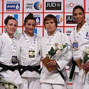 judo andreea chitu argint la abu dhabi