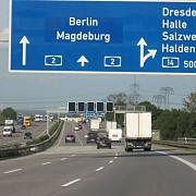 taxa pentru soferii straini care circula pe autostrazile germaniei