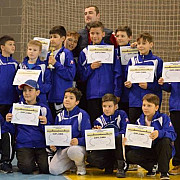 handbal juniori csm ploiesti locul secund la cupa cetatii