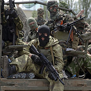 rebelii rusi concentreaza trupe in estul ucrainei
