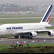 un avion air france intors din drum din cauza unor turbulente