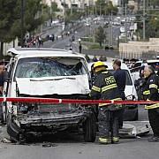 atac cu un automobil in ierusalimul de est autorul a fost impuscat