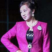 cum este o prezentare de moda in coreea de nord