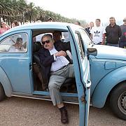 un seic arab ofera un milion de dolari pentru un vw beetle al presedintelui uruguayului