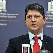 titus corlatean si-a anuntat demisia din functia de ministru al afacerilor externe