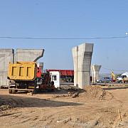 trafic deviat in intersectia spre paulesti din cauza lucrarilor la giratoriul suspendat