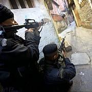 statistici ingrijoratoare politistii brazilieni impusca mortal sase persoane in fiecare zi