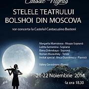 stelele teatrului bolshoi din moscova in concert la busteni
