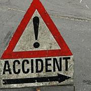 accident pe dn1 un autocar s-a rasturnat la codlea