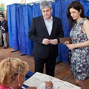 vicepremierul gabriel oprea a votat pentru o romanie puternica si unita