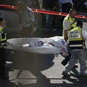 atac intr-o sinagoga din ierusalim patru morti si 13 raniti