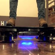 a fost inventat skateboardul plutitor