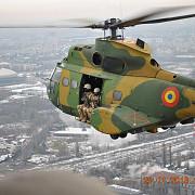cei doi militari supravietuitori ai accidentului aviatic adusi la spitalul de arsi