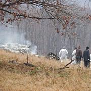 procurorii au dispus inceperea urmaririi penale in cazul elicopterului prabusit