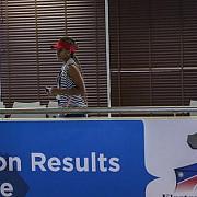 namibia primul vot electronic din africa puterea sigura pe victorie
