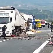 mae confirma ca autorul accidentului din grecia este roman video