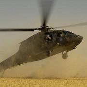 un elicopter al armatei irakiene s-a prabusit la nord de bagdad