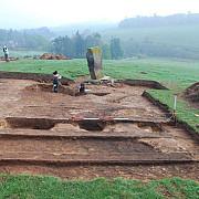 necropola celtica cu 56 de morminte descoperita la autostrada transilvania