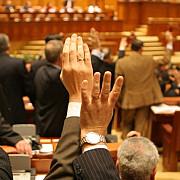 deputatii au aprobat cererea pentru inceperea urmaririi penale a lui valerian vreme