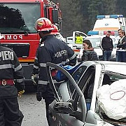accident grav pe dn1 la posada