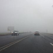 atentionare de ceata in mai multe judete din tara