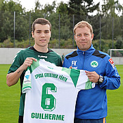guilherme incepe sa se impuna la greuther furth