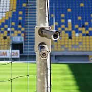filmeaza tot ce misca peluzele stadionului ilie oana monitorizate printr-un sistem video performant